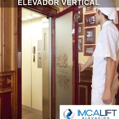 Elevador vertical para restaurante Tagliatella Pamplona