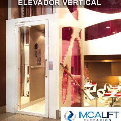 Elevador vertical para restaurante wok San Sebastián