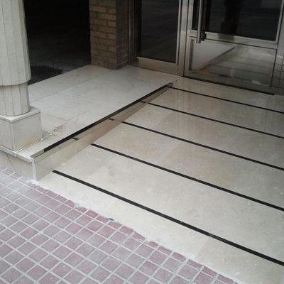 Eliminacion de barreras arquitectonicas