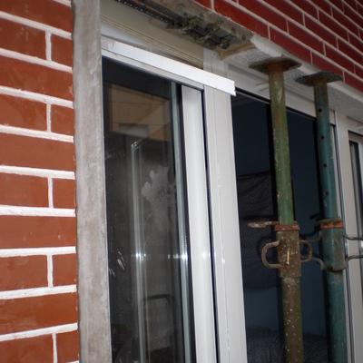 Eliminacion de tabique y Ampliación de ventanales