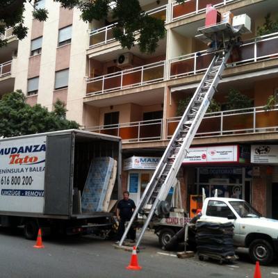 empresa mudanzas enmpalma de mallorca