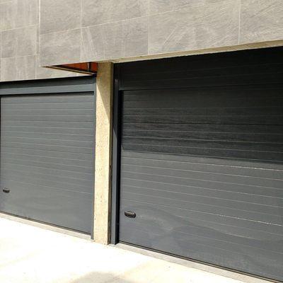 empresa instaladora puertas garaje metalicas