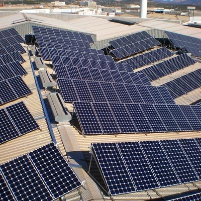 Energia solar castellon