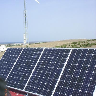 Energia SOLAR - EOLICA en Algodonales