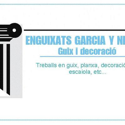 ENGUIXATS GARCIA & NIUBÓ (Guix i decoració)