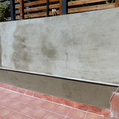 Enmasillado de fachadas exteriores