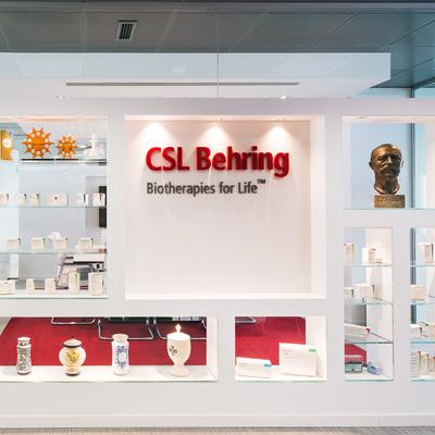 Oficinas CSL Behring