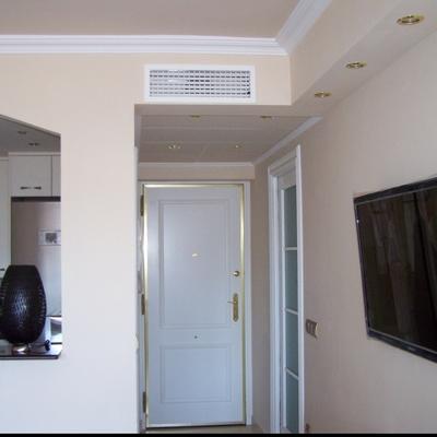 Entrada apartamento Rincon de Loix
