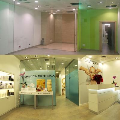 Antes y después centro médico estético