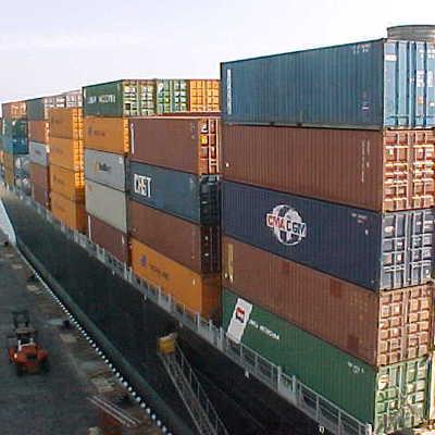 Enviando contenedor vía marítima a Chile , Paraguay.