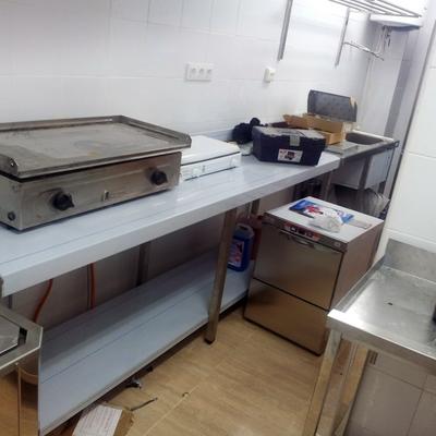 Presupuesto equipar cocina industrial en pontevedra online for Instalacion cocina industrial