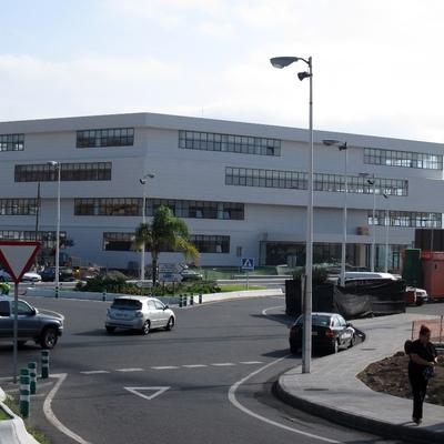 Equipamiento municipal en Telde