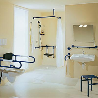 Equipamientos de baño para colectividades