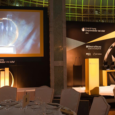 Ernst & Young Evento