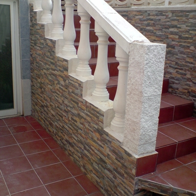 escalera de exterior