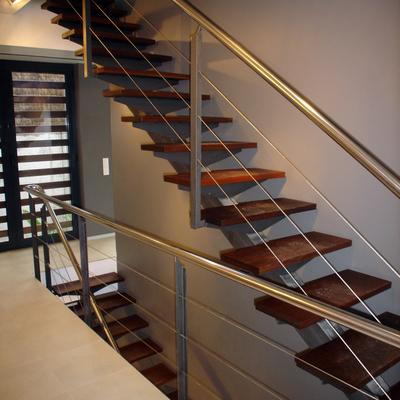 Escalera de interior