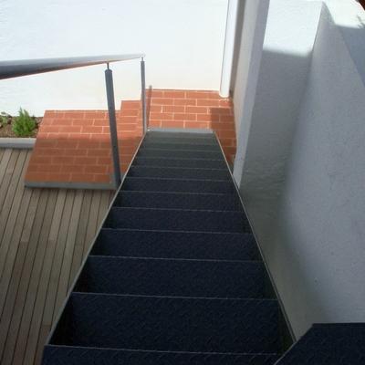 Escalera Hierro