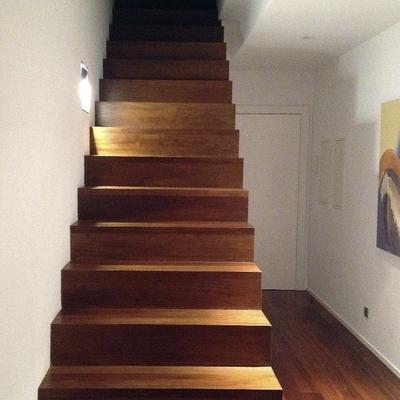 Escalera ideas madera - Escaleras de caracol minimalistas ...