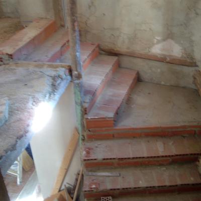 Escalera planta 1 a 2ª
