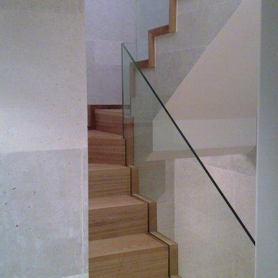 Escalera Reforma Integral Boadilla del Monte 058