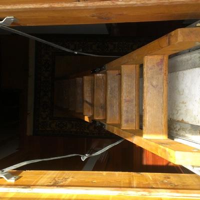 Escaleras escamotables 1