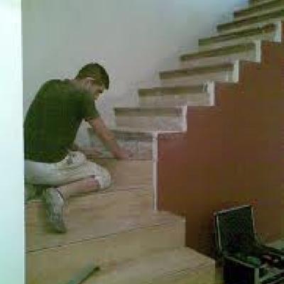 Escaleras revestir