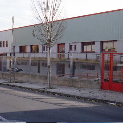 Construcción de Nave Industrial para ilunion España.