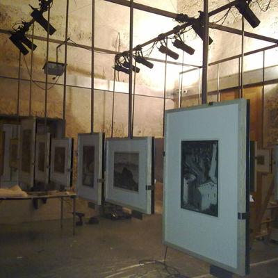 Extructuras de acero para exposiciones