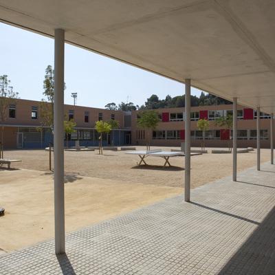 Escola a Sant Pol de Mar