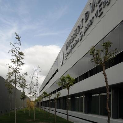 Escola Tècnica Superior d'Enginyeria (ETSE) de la Universitat de Valencia, en Burjassot.
