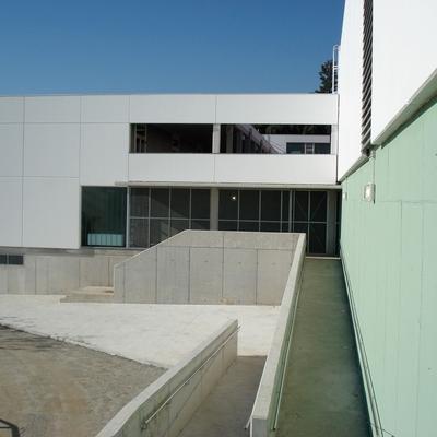 Sant Pere de Vilamajor. Escuela Torre Roja.