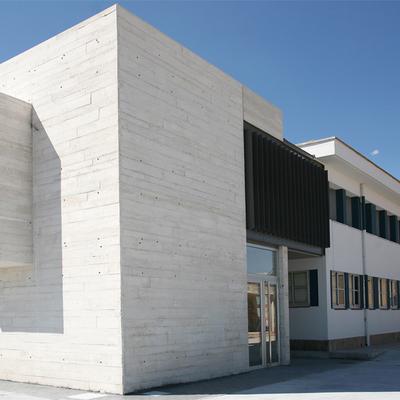 REFORMA INTEGRAL DE EDIFICIO PARA CENTRO DE SALUD