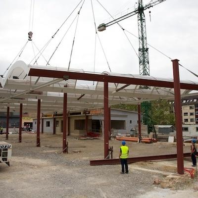 Estación autobuses Villaviciosa