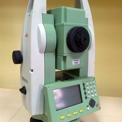 Estación total Leica TS-06