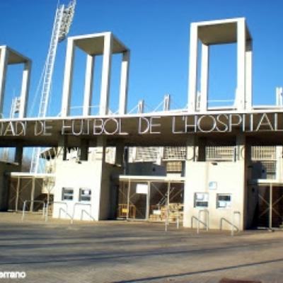 ESTADIO FUTBOL HOSPITALET