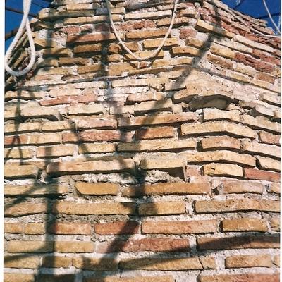 Estado de Cupula de la Torre de la iglesia Antes
