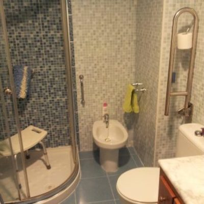 Reforma baño minusválidos