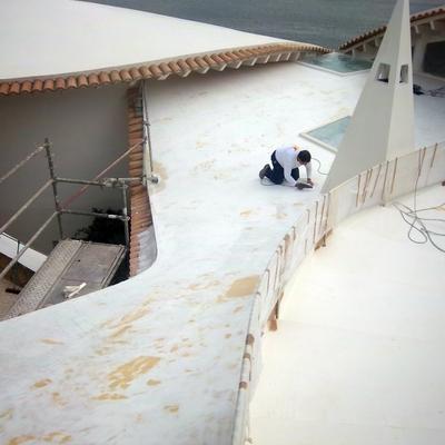 Estado inicial de los techos
