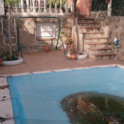 Estado Playa Borde de piscina