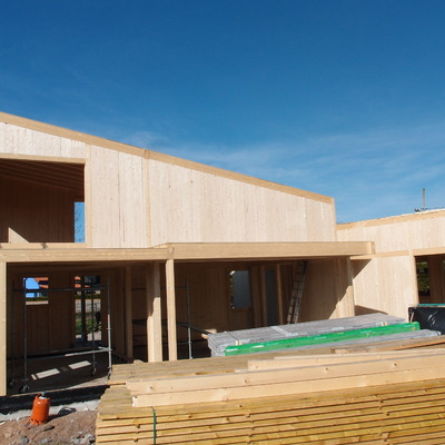 Estructura  TimberOnLive  exterior