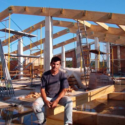 Estructura para cubierta