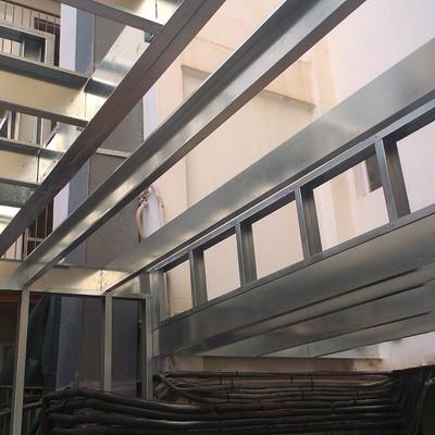 Estructura steel framing