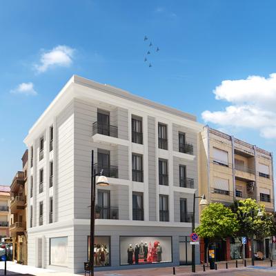 Edificio 6 viviendas y local. Motril, Granada