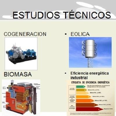 Estudios técnicos