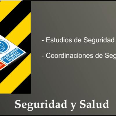 Estudios y coordinaciones de seguridad y salud