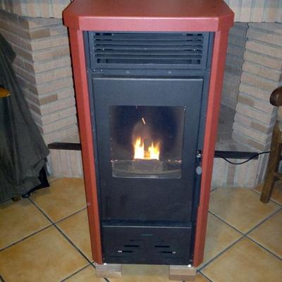 Estufa Don Quijote modelo AS-2