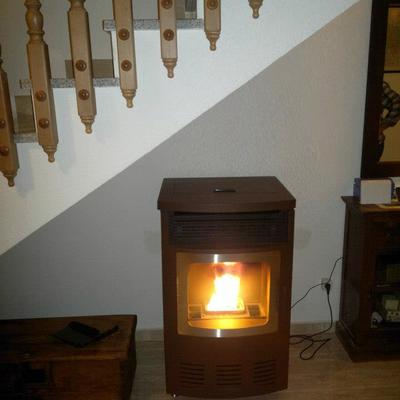 Estufa Dulcinea modelo AS-3