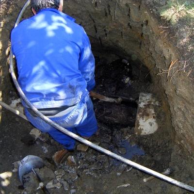 Excavaciones y obras de pocería