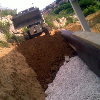 excavaciones  y obras sadu