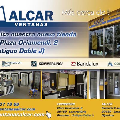 Exposicion y tienda de Ventanas Alcar
